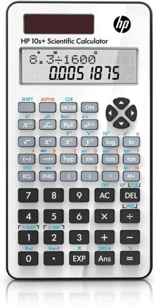 HP – Calculadora científica 10S+